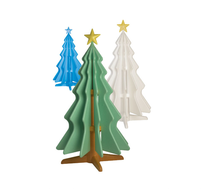 natty albero di natale in polistirolo icss packaging