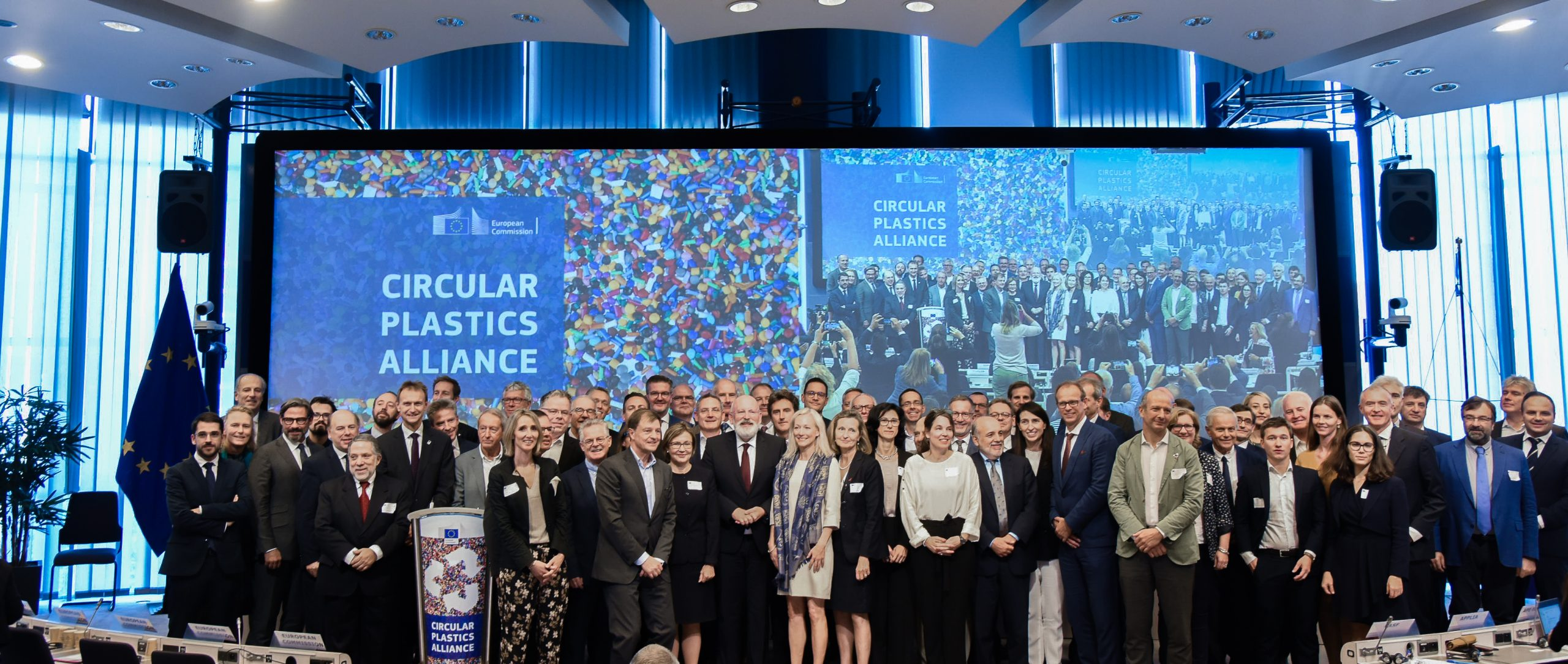 Circular Plastics Alliance high-level conference